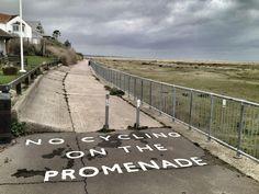 No Sea Suffolk