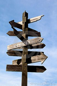 wooden arrow signs - Google Search