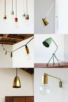 lamps by OneFortyThree