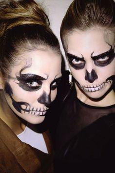 10 Creepy-Cool Skeleton Makeup Tutorials That Take Halloween to the Next Level - Seventeen.com