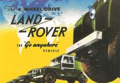 """The """"Go Anywhere"""" Vehicle"""