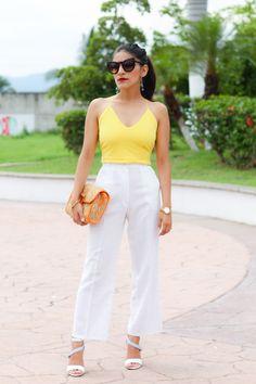Amarillo – El color que debo usar más