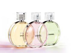 【ELLE】シャネルのフレグランス「チャンス」から届いた新しい香り エル・オンライン