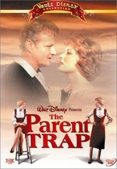 The Parent Trap (original version!) One of my favorites.
