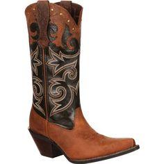Crush by Durango Women's Underlay Western Boot