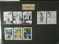 DSKIC COMIC CLUB - Exhibition and Competition.