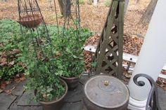 Found on EstateSales.NET: More copper hose pots