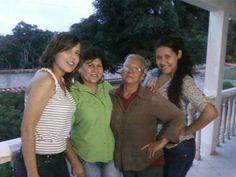 Las Morales.  Agosto 7 2014
