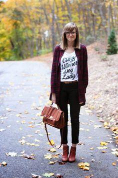camisa cão de Weiner, roupa do dachshund, produtos de feijão, ny blogue vintage, blog de moda vintage, cair outfit