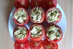 Mozzarella Tomaten vom Grill