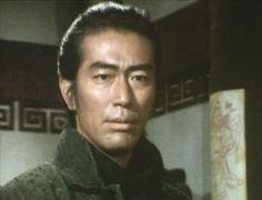 the water margin's lin chung played by atsuo nakamura