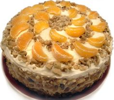 Spiced Orange Rum Cake with Orange Buttercream Frosting | Top & Popular Pinterest Recipes Great Desserts, Vegan Dessert Recipes, Vegan Sweets, Delicious Desserts, Vegan Food, Diabetic Desserts, Diabetic Recipes, Orange Buttercream, Buttercream Frosting