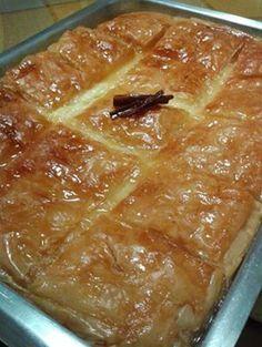 Γαλακτομπούρεκο Κυπριακό !!! ~ ΜΑΓΕΙΡΙΚΗ ΚΑΙ ΣΥΝΤΑΓΕΣ