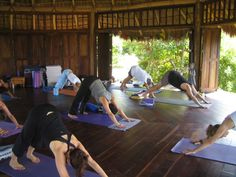 If you need to escape the stress of life and enter another land of relaxation and meditation, you should book a yoga retreat. Some worry about the cost of retreats but not all yoga retreats are stressful on your bank account. Here are five amazing, affordable yoga retreats around the world: