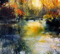 Pete Gilbert | New Forest Artist | Gallery #watercolor jd