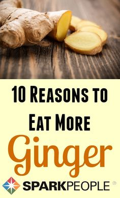 The Natural Benefits of Ginger | via @SparkPeople #ginger #spices #health #wellness #healthy #homeremedies #naturalhealth