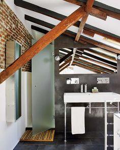 De imprenta a loft de estilo urbano