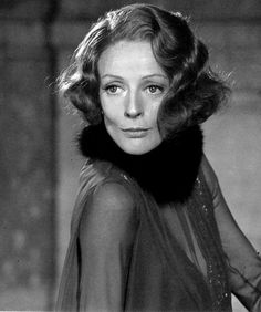 One of my all time favorites, Maggie Smith