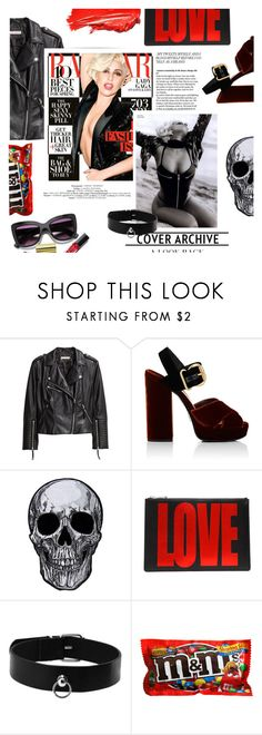 """untitled #120"" by malibas ❤ liked on Polyvore featuring H&M, Prada, Givenchy and Urban Decay"