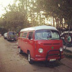 Liked on InstaGram: #vw #volkswagen #baywindow #kombi #vanlife #hippievan #westfalia #mexico