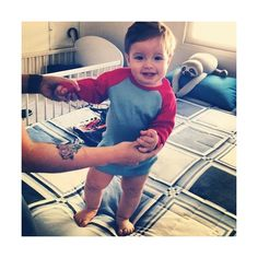 baby cute instagram bebês Gabs ❤ liked on Polyvore featuring kids, baby, instagram, children and pictures