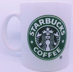 Caneca & Coaster Silicone Starbucks