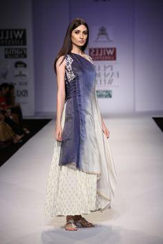 #fdci #wifw SS14 #prama #indianfashion #prints #elegant #classy