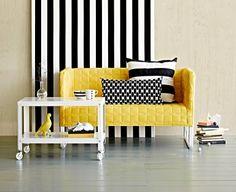 """Sofa """"Knopparp"""" von Ikea"""