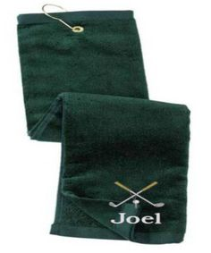Personalized Golf Towel - Custom Gifts - Gift for Dad - Fathers Day Gift - Wedding Party gifts - Groomsman Gift - Gifts for Men on Etsy, $12.00
