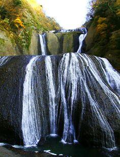 Fukuroda Falls - Daigo, Japan