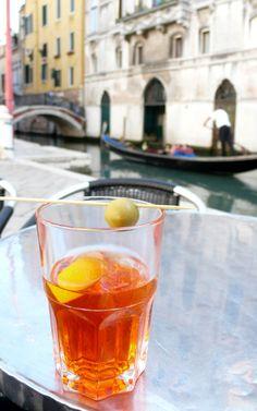 The Italian Spritz cocktail