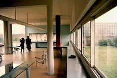 Villa Saboye - Le Corbusier- Poissy - Francia - Foto Ene 1992
