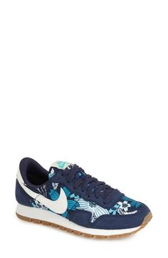 Nike 'Air Pegasus 83' Print Sneaker (Women) available at #Nordstrom
