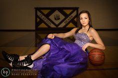 Basketball & Prom Dresses