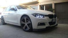 #BMW #SERIE3 #3SERIES #TOURING #XCAVE #XCAVEF #SUPERDARKMIRROR #MAK #JANTE #JANTE #WHEEL #WHEELS #RIM #RIMS #QUARTIERDESJANTES