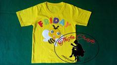 Bee, felt tshirt