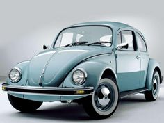Volkswagen Beetle - for E.  ❤