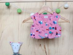 Sleepy Town Pink Corduroy Waistcoat - small Corduroy, Rompers, Trending Outfits, Pink, Etsy, Vintage, Dresses, Fashion, Vestidos