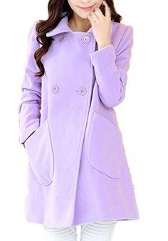 Z-SHOW Women's A-line Double Breasted Wool Winter Coat (Purple,Medium) Z-SHOW Women http://www.amazon.com/dp/B00RXCUSZU/ref=cm_sw_r_pi_dp_Reaxwb1FZRQFH