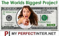 Perfect Internet is the world's biggest project! 100 Dollar Bill, World's Biggest, Big Project, Internet, Singer, Youtube, Projects, Taylor Swift, Photos