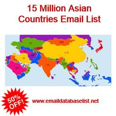 Asian email lists. Buy Email List, Get Email, Email Marketing Services, Online Marketing, Business Emails, How To Introduce Yourself, Countries, Asian