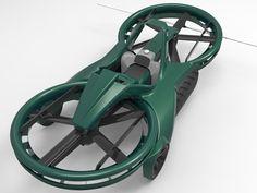 The Hoverbike of Your Dreams Will Hit the Market in 2017 for $85,000 | Inhabitat - Sustainable Design Innovation, Eco Architecture, Green Building