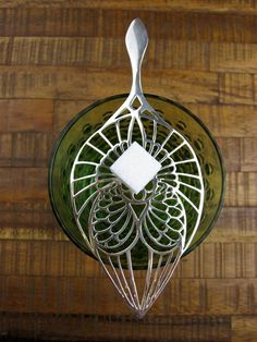 Absinthe spoon | Gentlemen Drinks | Pinterest