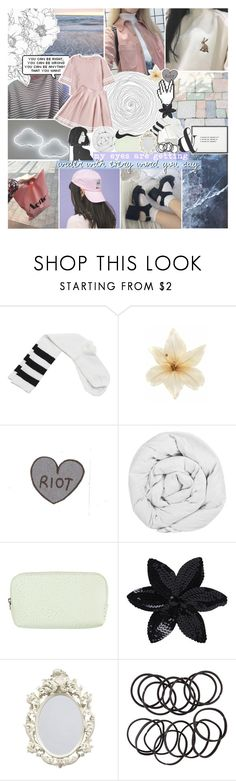 """i love you more than i ever could say"" by kristen-gregory-sexy-sports-babe ❤ liked on Polyvore featuring Wet Seal, Clips, The Fine Bedding Company, ASOS and H&M"