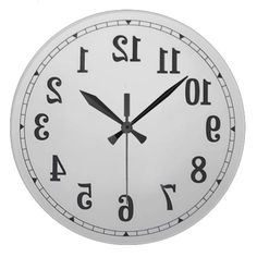 >>>Smart Deals for          	Reverse Numbers Wall Clock           	Reverse Numbers Wall Clock you will get best price offer lowest prices or diccount couponeReview          	Reverse Numbers Wall Clock Review on the This website by click the button below...Cleck Hot Deals >>> http://www.zazzle.com/reverse_numbers_wall_clock-256825837333287146?rf=238627982471231924&zbar=1&tc=terrest