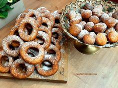 Pączki drożdżowe bardzo stary i sprawdzony przepis - Swojskie jedzonko Cooking Gadgets, Doughnut, Waffles, Cereal, Food And Drink, Baking, Breakfast, Desserts, Youtube