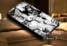 One Direction Niall Horan Collage for iPhone case-iPhone 4/4s/5/5s/5c case cover-Samsung Galaxy S3/S4/ case cover
