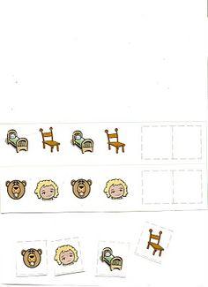 Three Bears Pattern Math