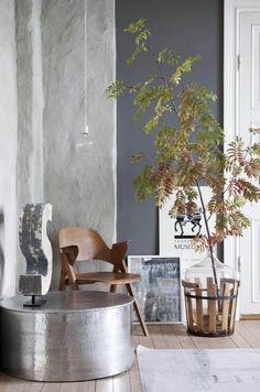 Fabulous rustic Scandinavian retreat