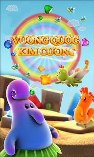 """Vương Quốc Kim Cương là một tựa game trên mobile tiêu tốn khá nhiều trí tuệ bắt bạn phải """"vắt óc"""" suy nghĩ để tìm ra phương án tối ưu nhất vượt qua những thử thách khó khăn như:   http://game.dbweb360.net/2015/06/tai-game-vuong-quoc-kim-cuong.html"""
